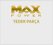 Max Power Yedek Parça