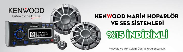Kenwood Marin Ses Sistemleri