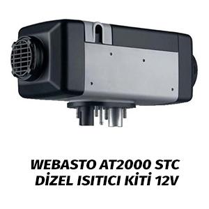 Webasto AT 2000 STC Dizel Isıtıcı 12V