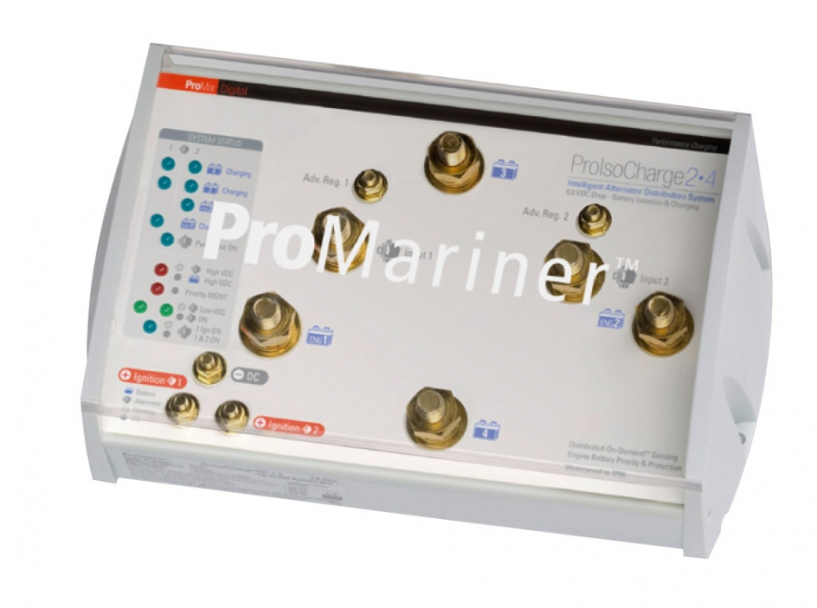Alternatör enerji dağıtım sistemi