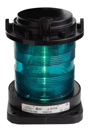 Aqua Signal 55 serisi seyir fenerleri