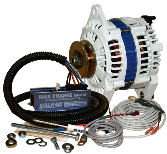 Balmar 7 serisi alternatör kit