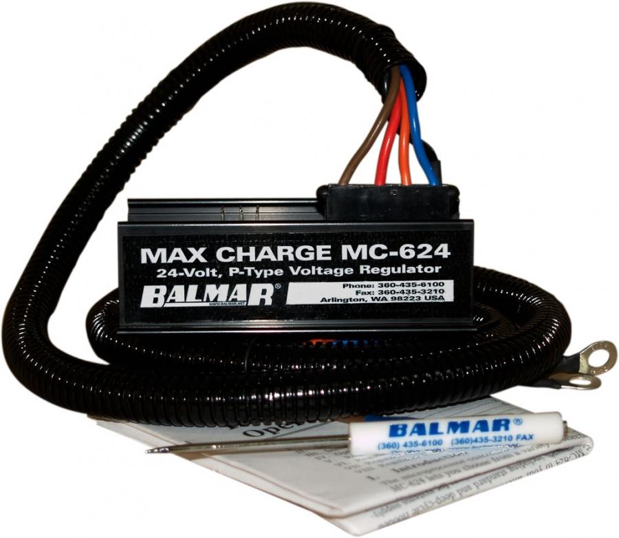 Balmar MC-624-H voltaj regülatörü