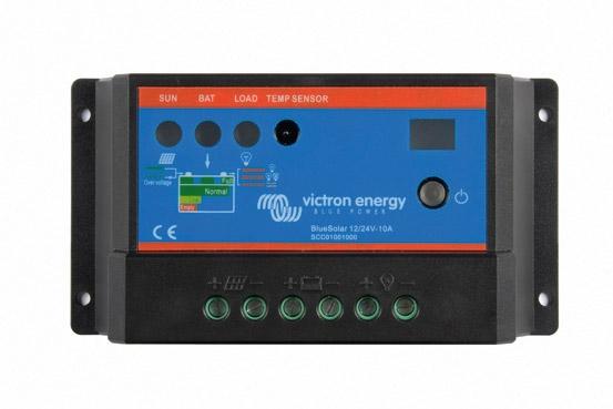 Blue Solar PWM-Light 12/24-10A Şarj Kontrolü