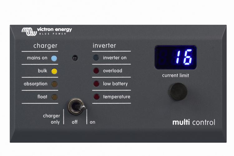 Digital Multi Kontrol Paneli