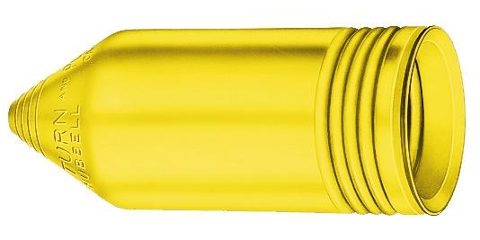 Hubbell 16/32 Amp fiş için koruyucu kılıf