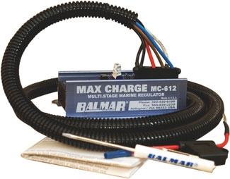 MC-612-H voltaj düzenleyicisi