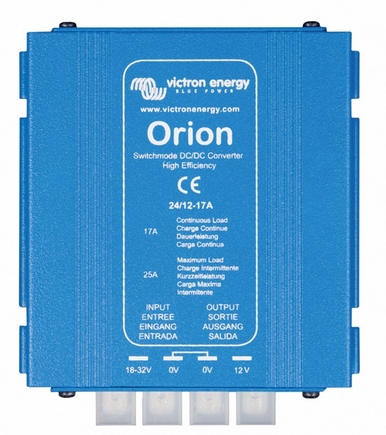 Orion DC/DC Konvertör