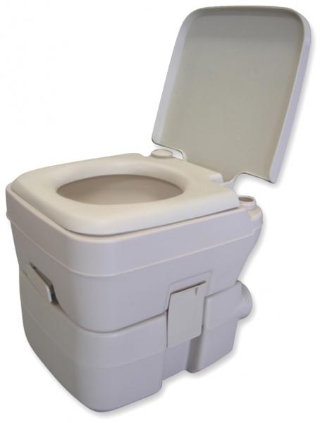 Portatif tuvalet 20 L.