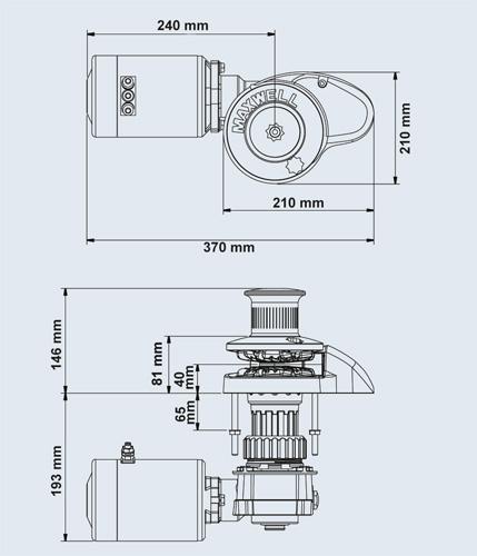 RC- 8 serisi tamburlu