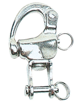 Snap shackle