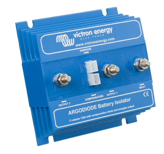 Victron Argo Diyot 120A Akü İzolatörü 120-AC2