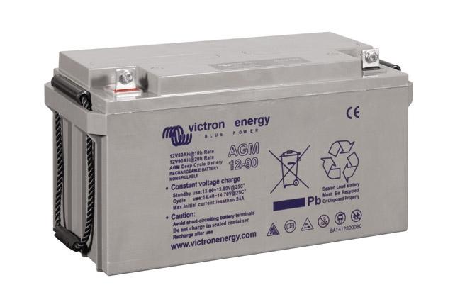 Victron Energy AGM  Akü 165A