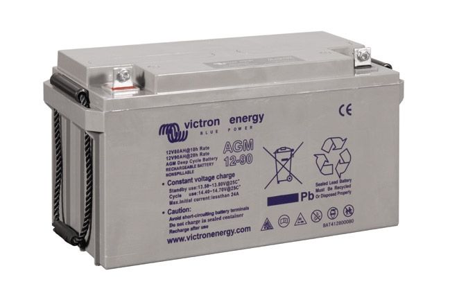 Victron Energy AGM  Akü 220A