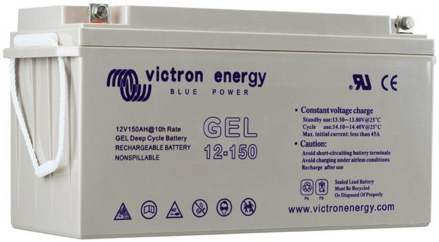 Victron Energy GEL Akü