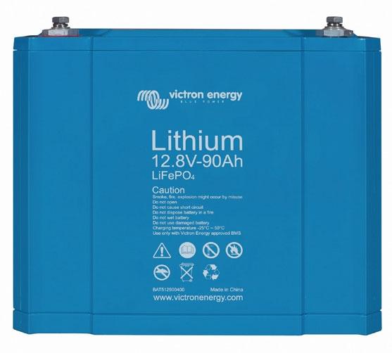Victron Energy Smart Lityum Akü 60Ah
