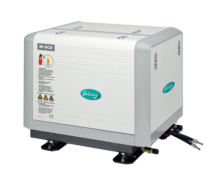 Whisper Power M-SC 8 Diesel Jeneratör 3000 RPM