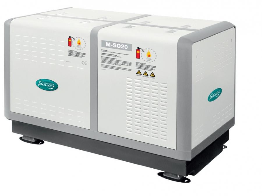 Whisper Power M-SQ20 Diesel Jeneratör 1500 RPM