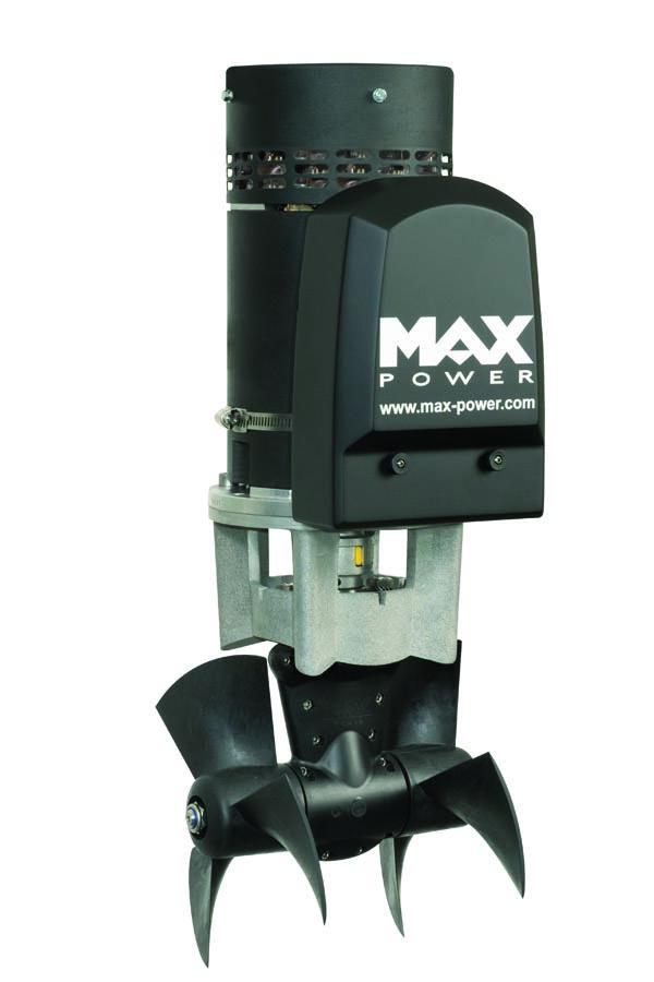 Max Power CT225 Baş Pervanesi Seti 24V