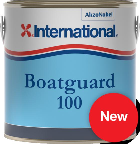 International Boatguard 100 Ekonomik Zehirli Boya 750Ml