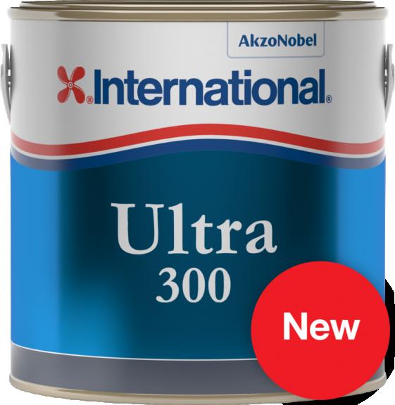 International Ultra 300 (EU) Zehirli Boya 2,5 Litre