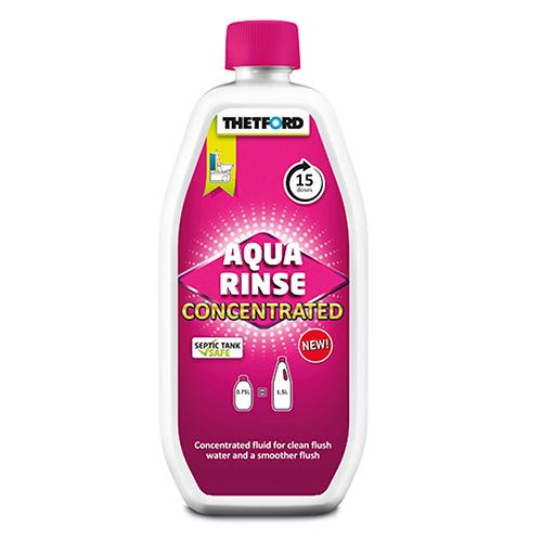 Thetford Aqua Rinse Konsantre Portatif Tuvalet Temiz Su Kimyasalı 0,75 Litre