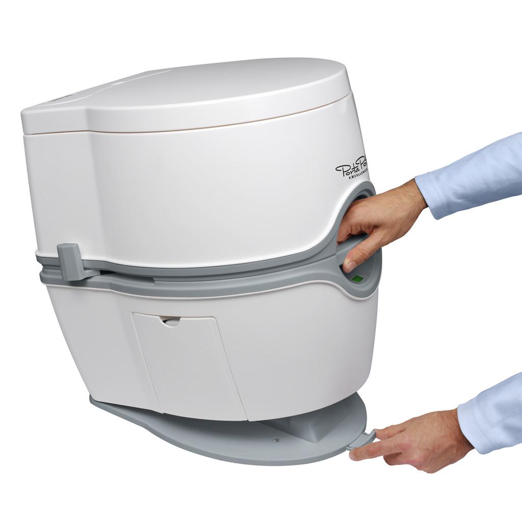 Thetford Portatif Tuvalet PPE 565P 21 Litre