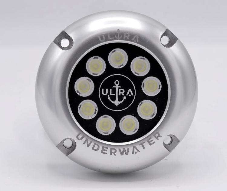 Ultra Underwater Su Altı Led Aydınlatma Lambası Beyaz, Mavi