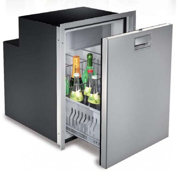 Vitrifrigo Buzdolabı. Model DW90 RFX, Çekmeceli